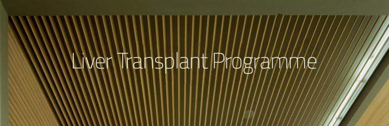 Newbanner2 liver transplant
